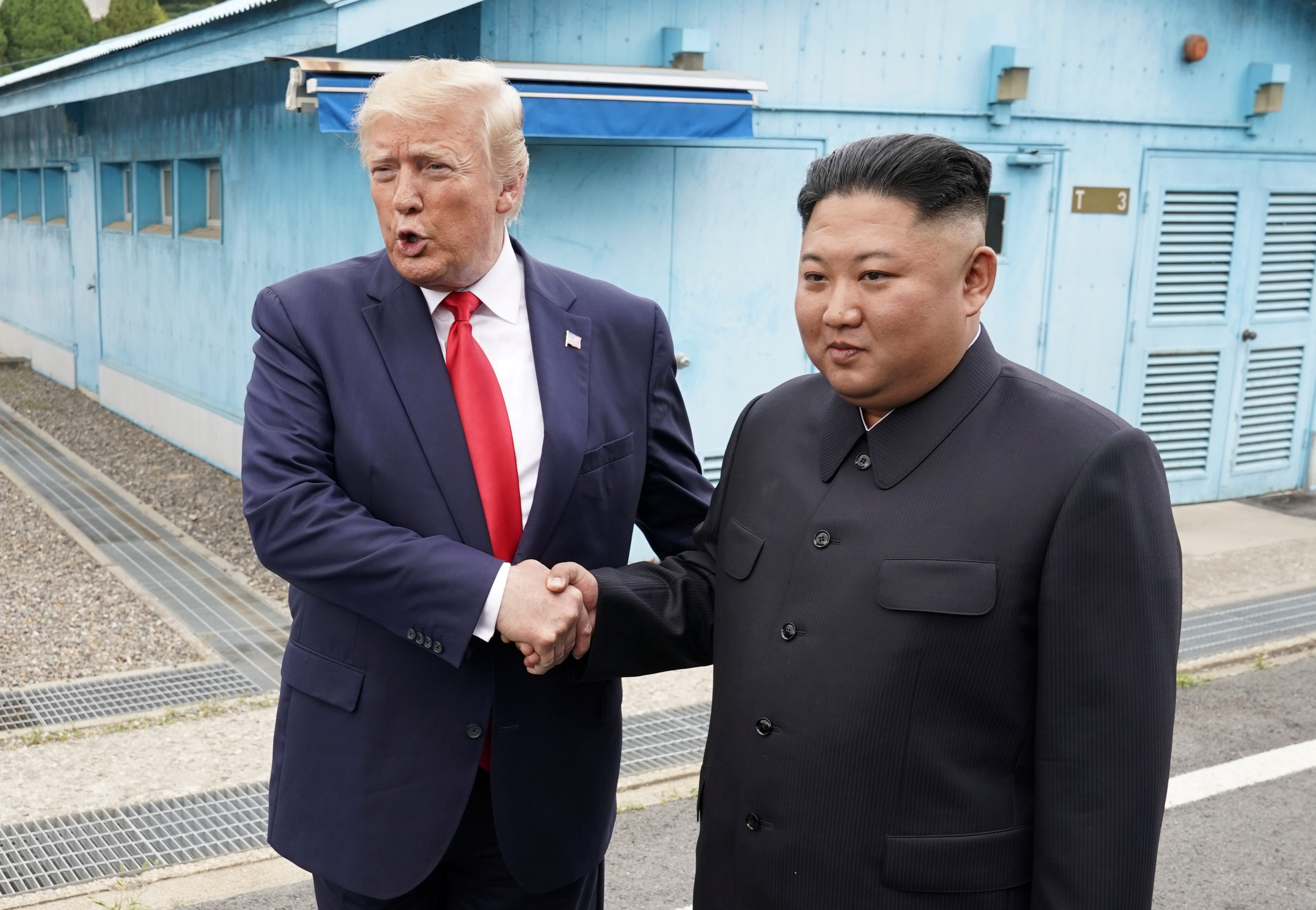 Trump says North Korea must denuclearize after North claims 'very important' test