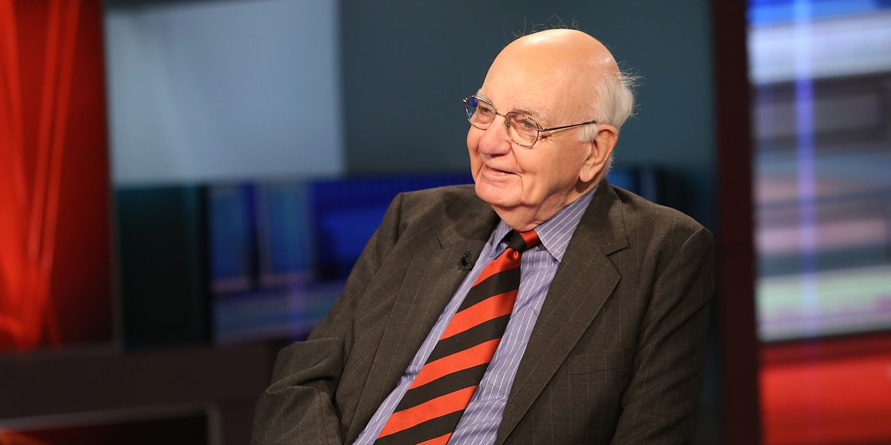 Paul Volcker, Who Guided U.S. Monetary Policy and Finance for Nearly Three Decades, Is Dead