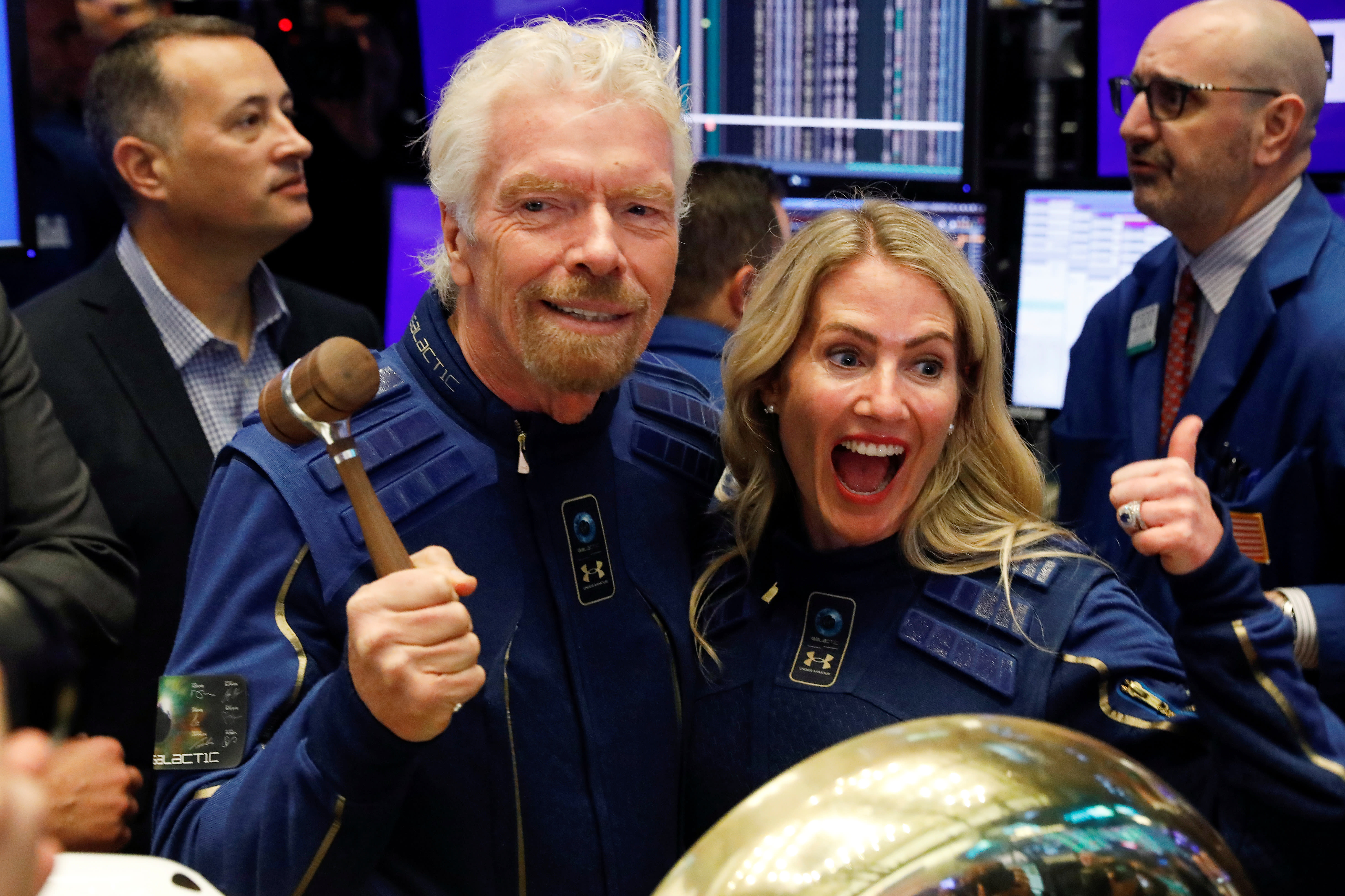 Stocks making the biggest moves midday: Virgin Galactic, Canopy Growth, Wingstop, Qorvo & more