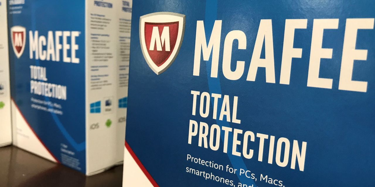 McAfee Considering a Combination With NortonLifeLock
