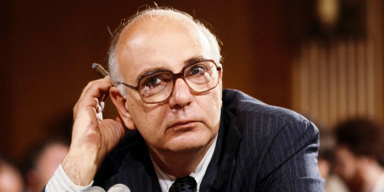 A Remembrance: The Pragmatism of Paul Volcker