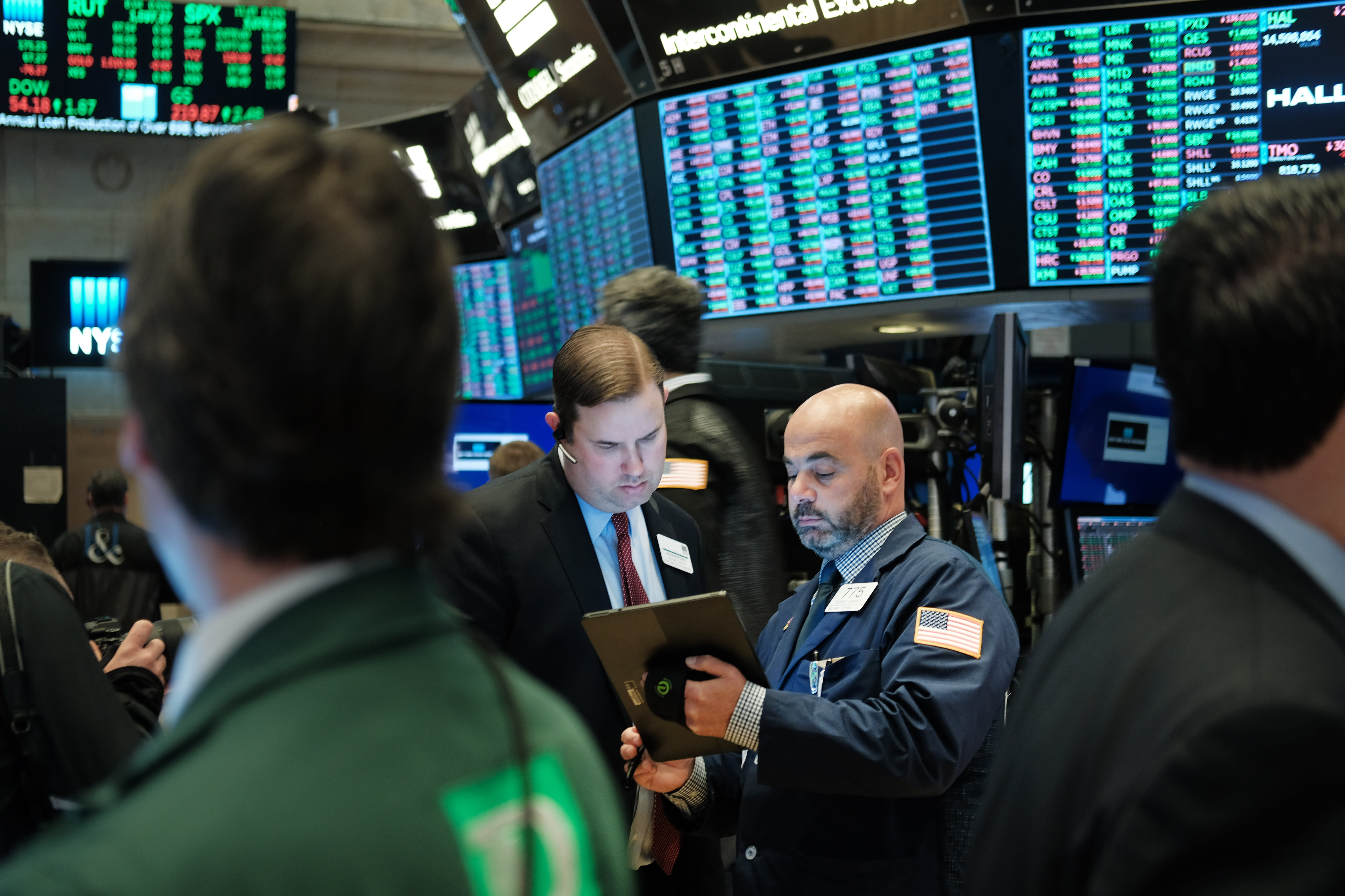 Stocks making the biggest moves premarket: AutoZone, HD Supply, Stitch Fix, Chewy & more