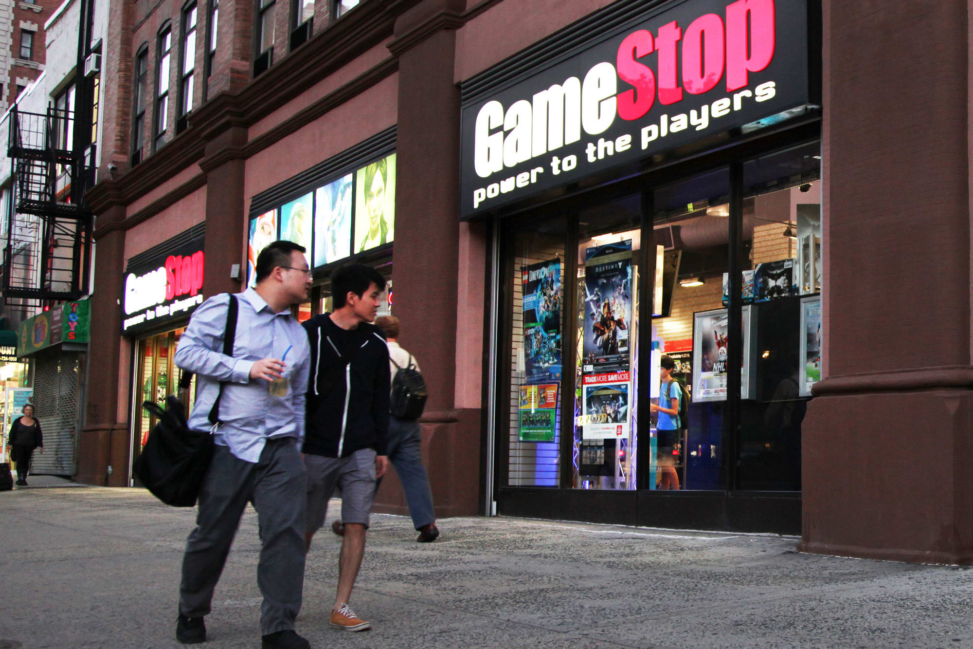 Stocks making the biggest moves after hours: GameStop, Dropbox, Ollie's Bargain Outlet and more