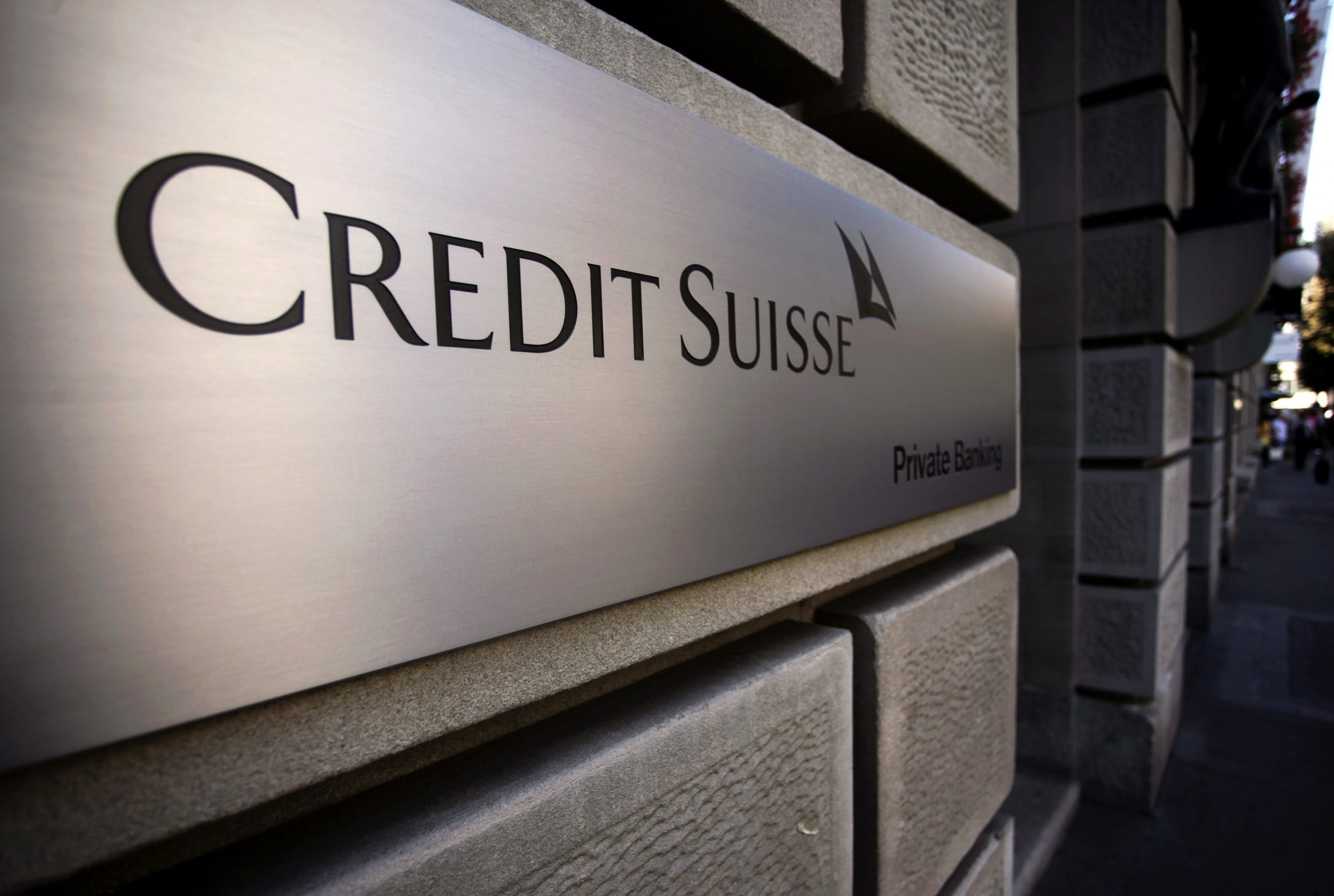 Ex-Credit Suisse exec says she was fired and harassed when she wouldn't bend accounting rules