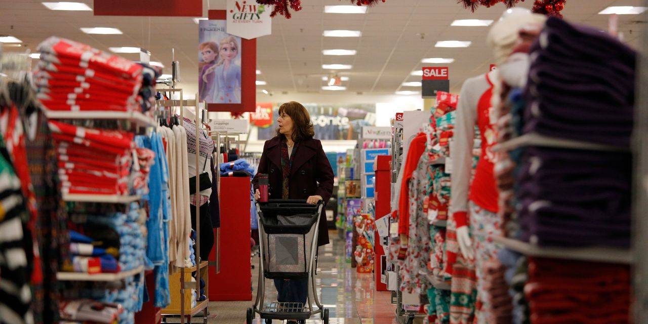 Holiday Retail Sales Had a Modest November Start