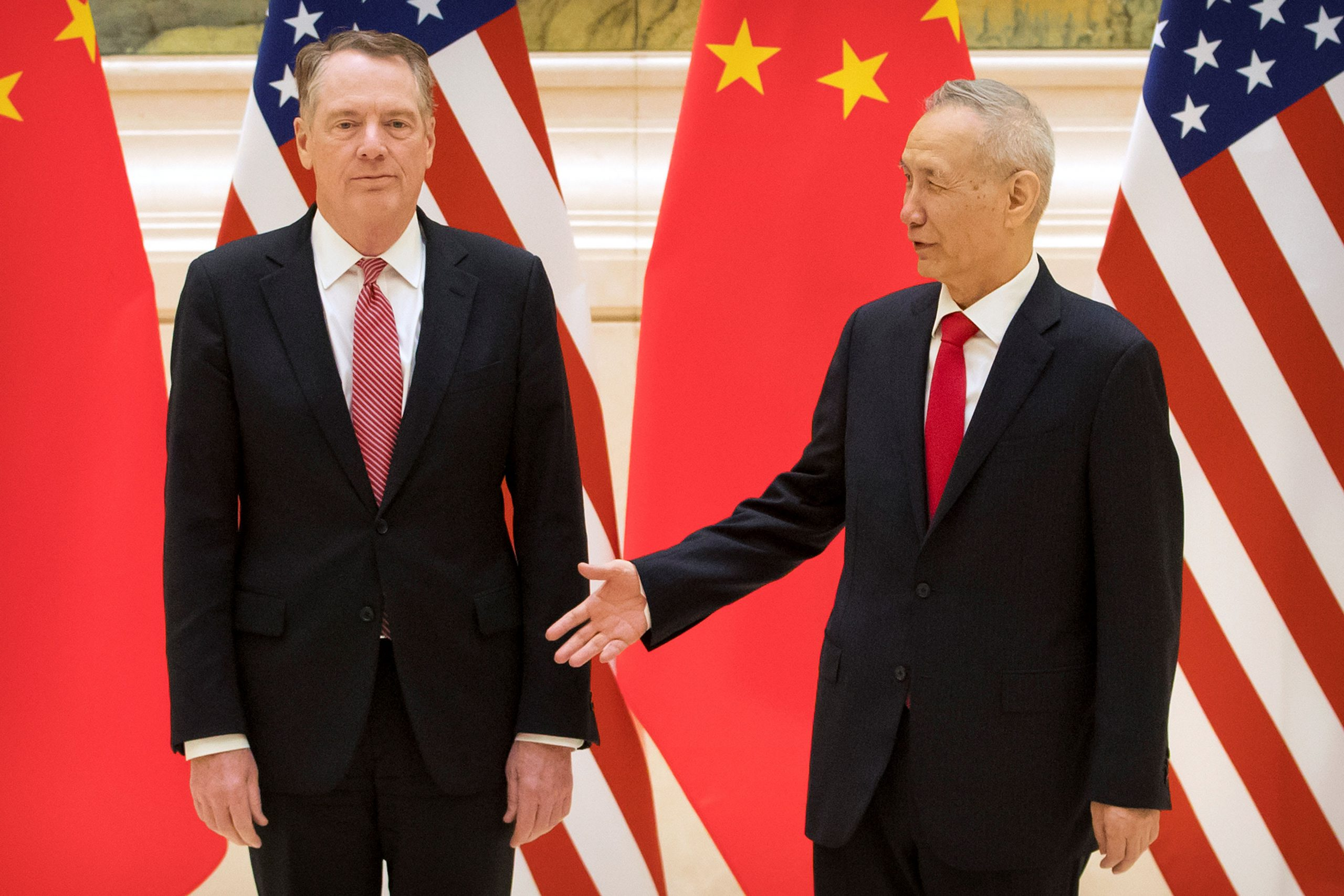 China and US reach phase one trade deal that includes some tariff relief and agriculture purchases