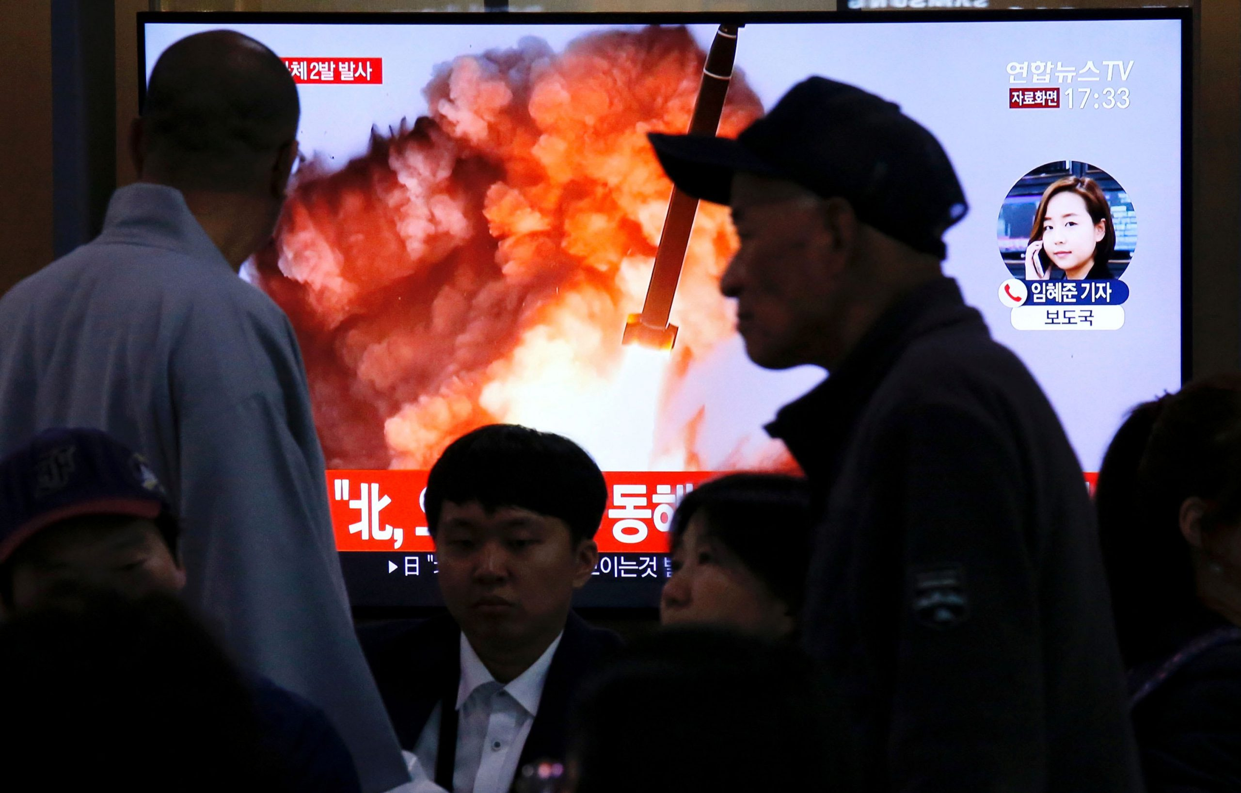 North Korea says it conducted another crucial test at satellite launch site: KCNA