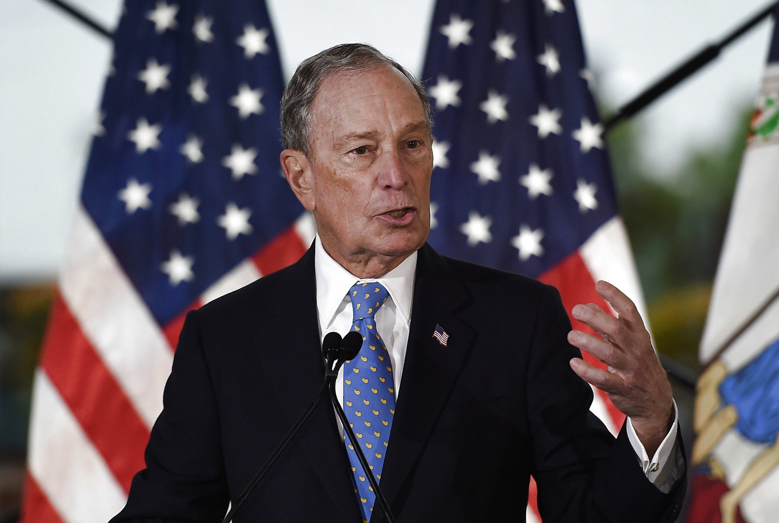 Mike Bloomberg will push Wall Street executives, other megadonors to back fundraising effort for DNC in 2020