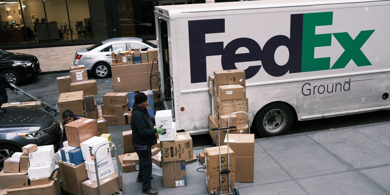 Amazon Blocks Sellers From Using FedEx Ground for Prime Shipments