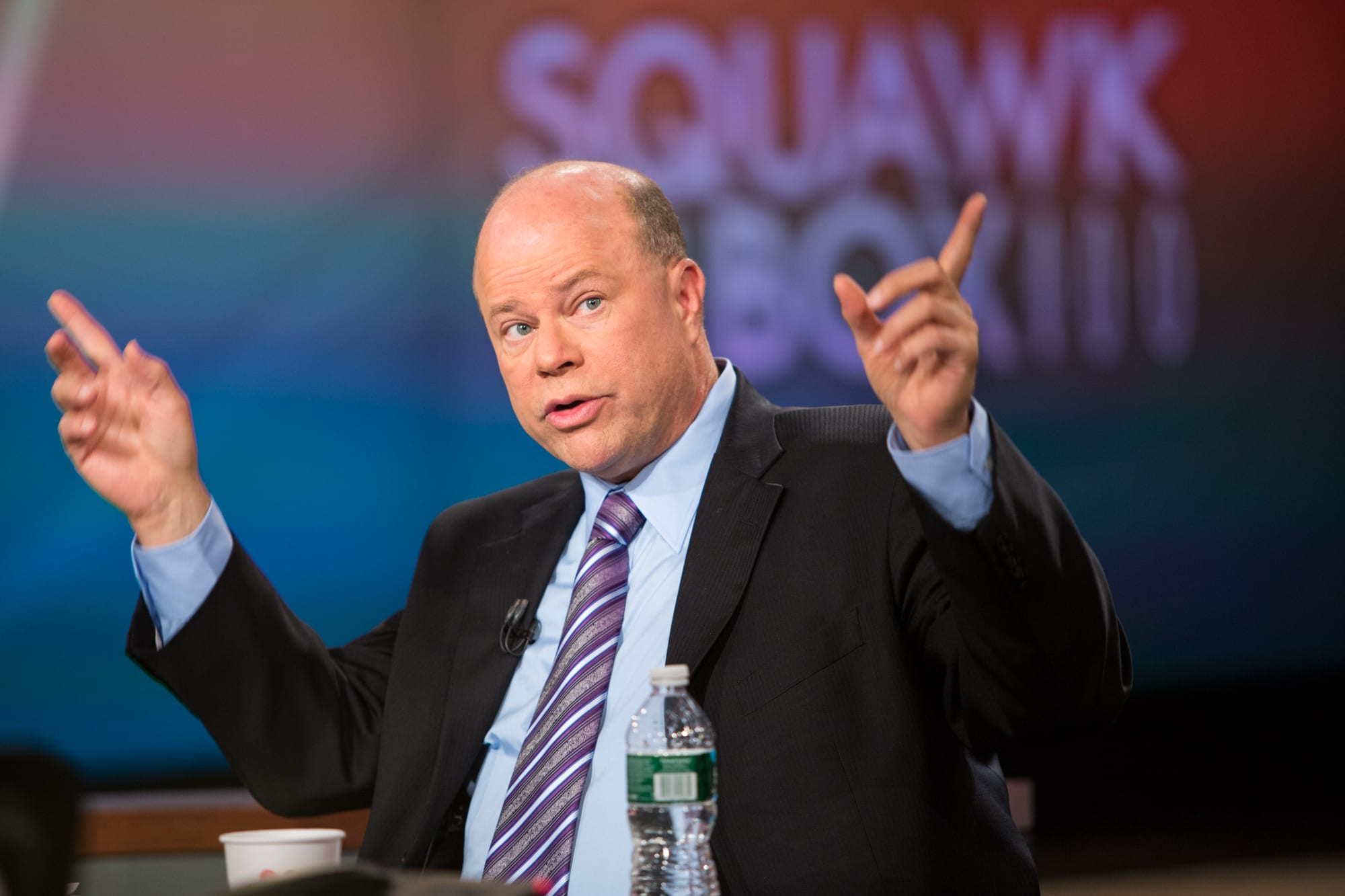 Hedge fund billionaire David Tepper's stock market advice in 2010 worked all decade