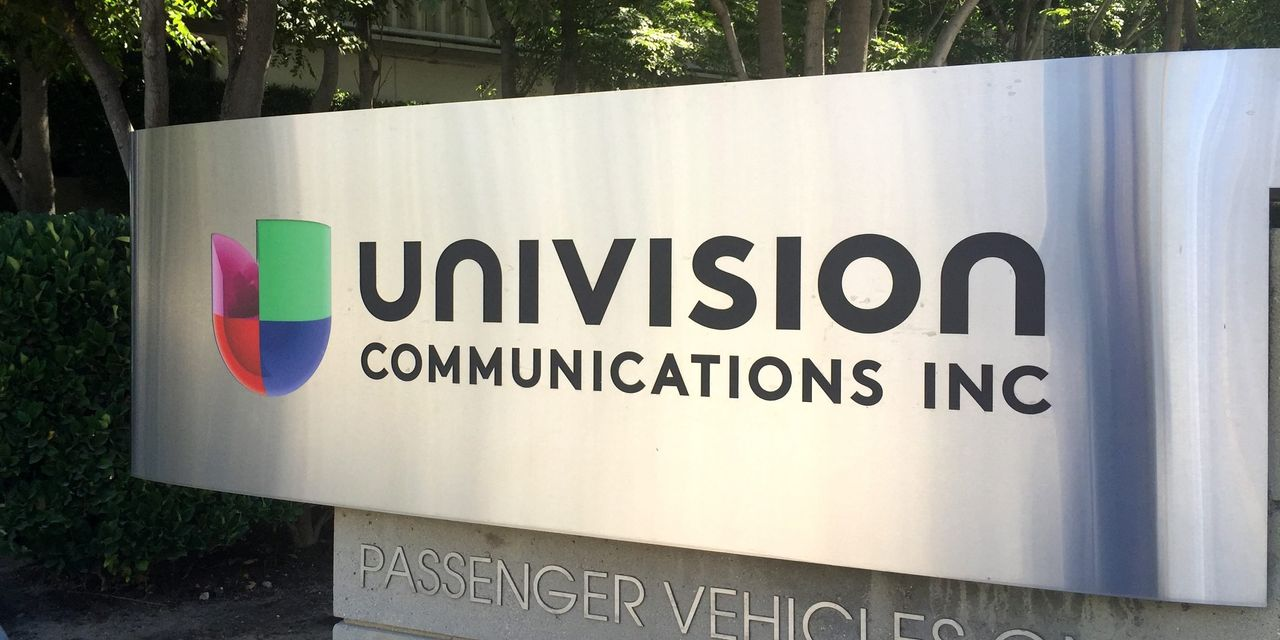 Spanish-Language Broadcaster, Buyout Firm Express Interest in Buying Univision