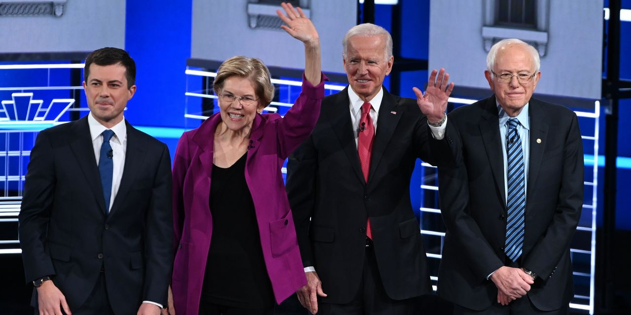 Democrats Gather After Impeachment for Sixth 2020 Debate