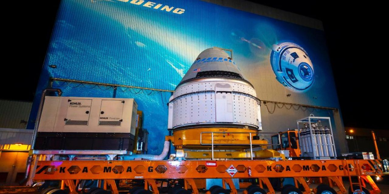 Boeing Sends Starliner Capsule Into Orbit on Initial Demonstration Flight