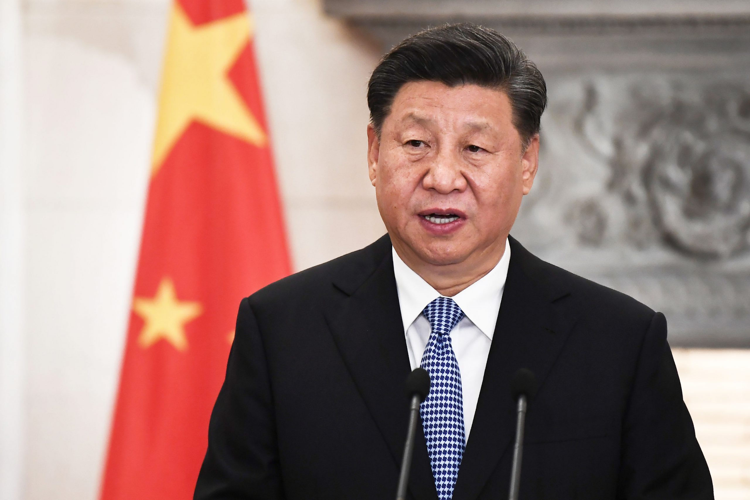Xi Jinping says 'phase one' trade deal benefits both US and China, seeks to sign as soon as possible