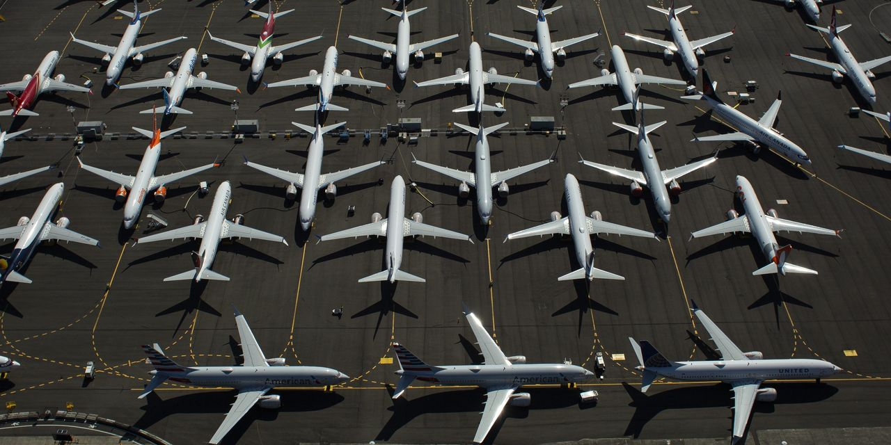 Boeing's Crisis Spreads Beyond MAX