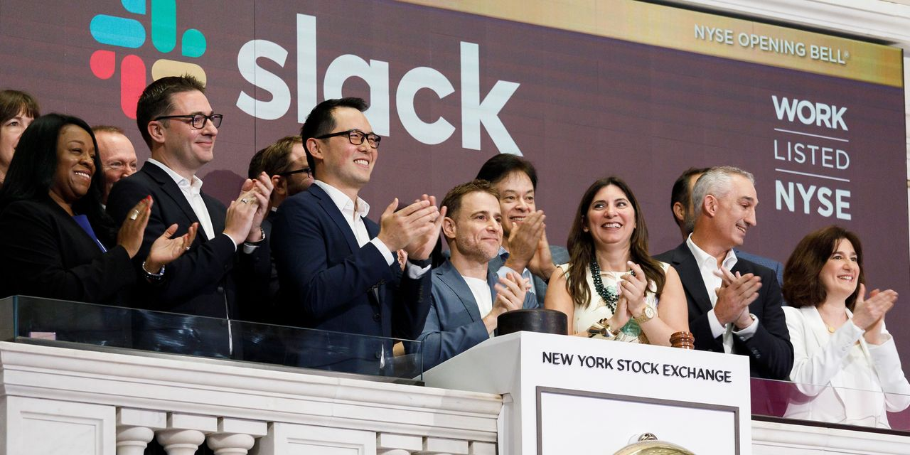 SEC Probes Listings of Slack, Other Unicorns on NYSE Over Several Years