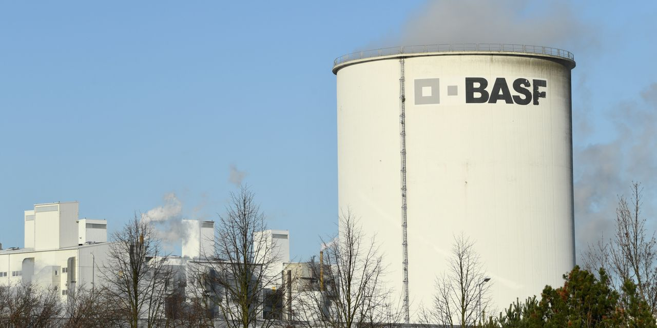 BASF to Sell Construction Chemicals Business for $3.5 Billion