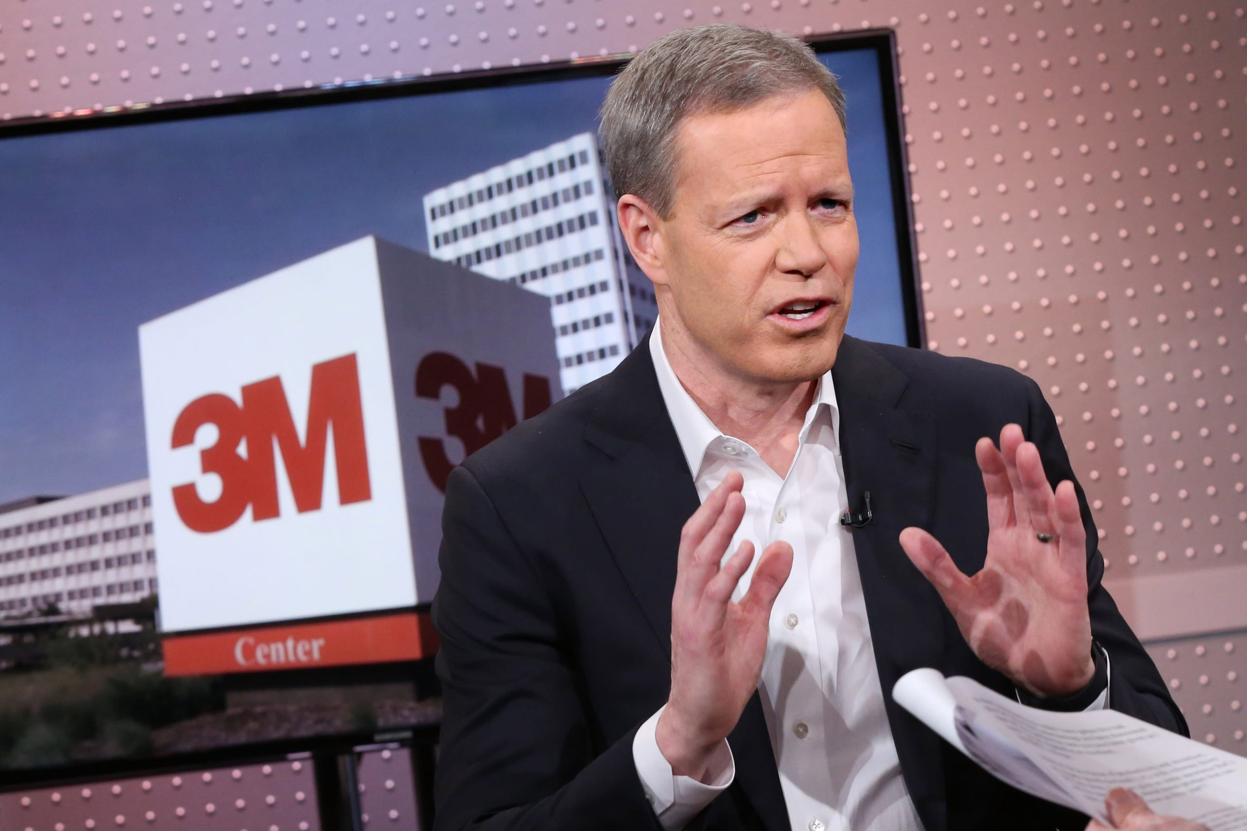 JP Morgan's Tusa upgrades 3M, saying the stock 'is not that bad' anymore