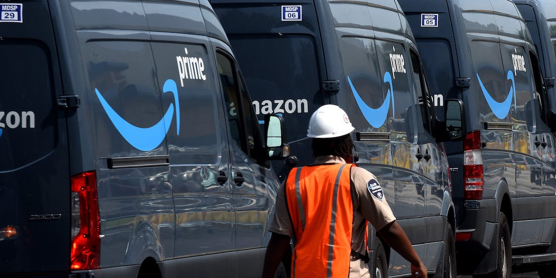 Report reveals Amazon delivery drivers involved in deadly crashes