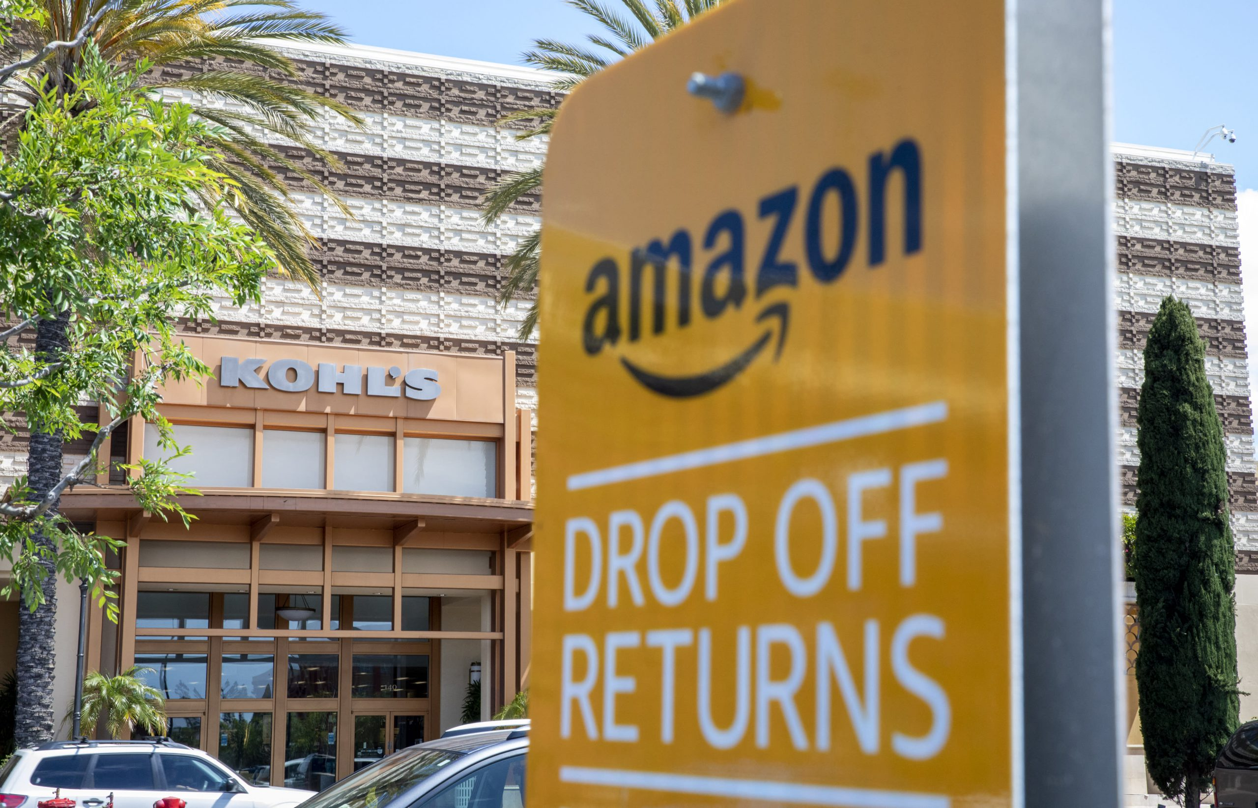 Stocks making the biggest moves midday: Amazon, American Airlines, Rite Aid & more
