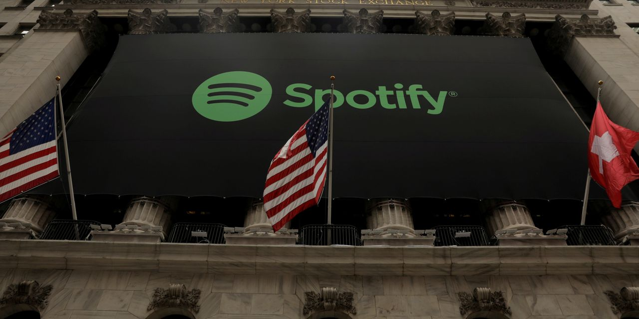Spotify to Suspend Political Advertising
