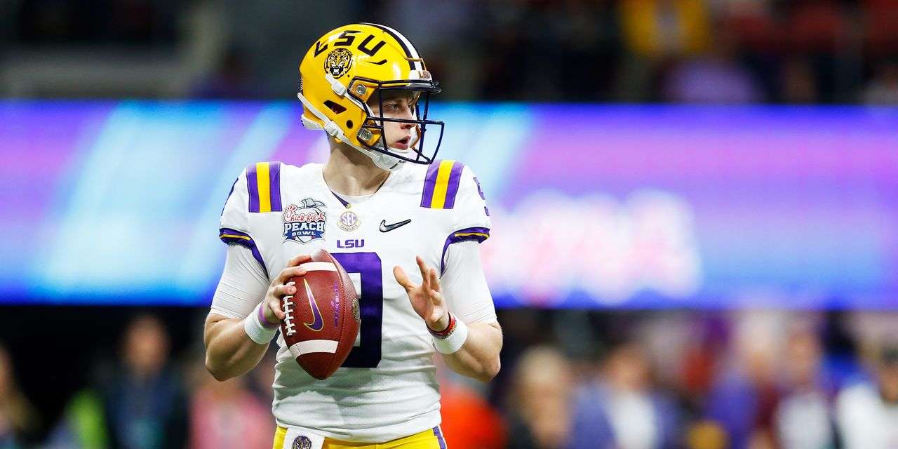 LSU Routs Oklahoma to Advance to National Championship Game