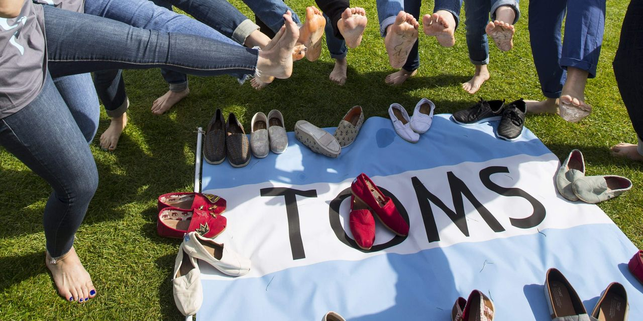 Toms Shoes Gets New Owners in Out-of-Court Debt Restructuring