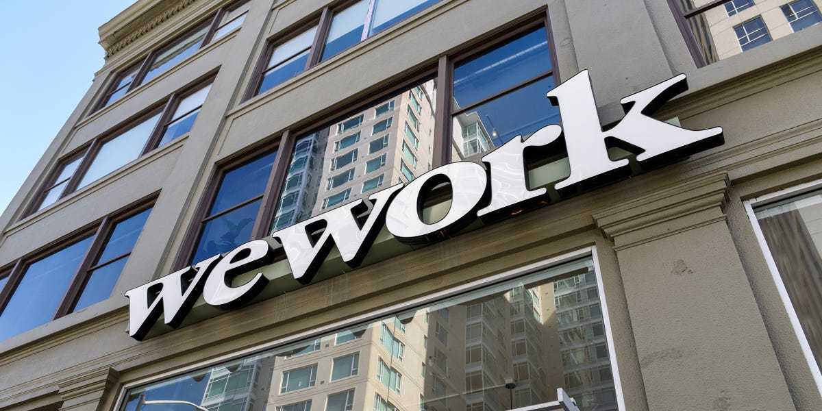 WeWork co-chiefs would reportedly each earn $8.3 million if ousted