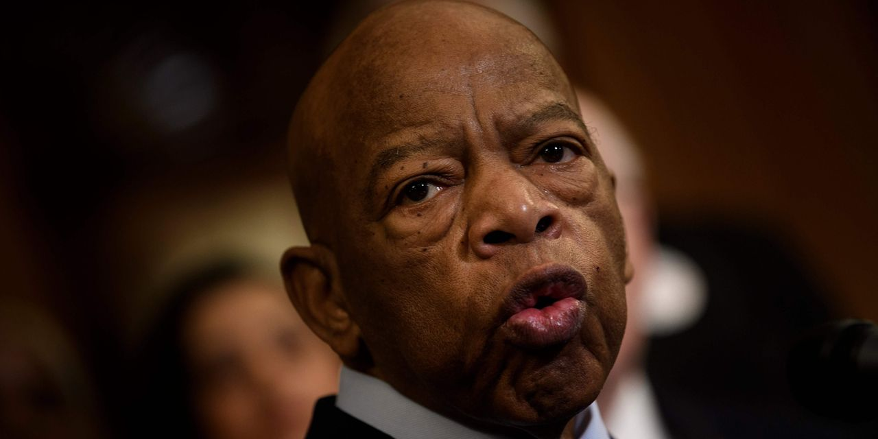 Civil Rights Icon Rep. John Lewis Says He Has Pancreatic Cancer
