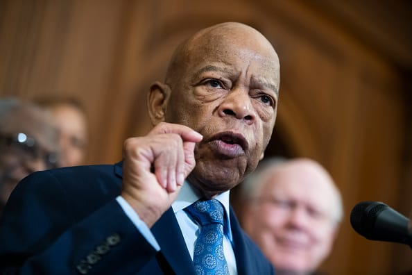 Rep. John Lewis to undergo treatment for stage 4 pancreatic cancer
