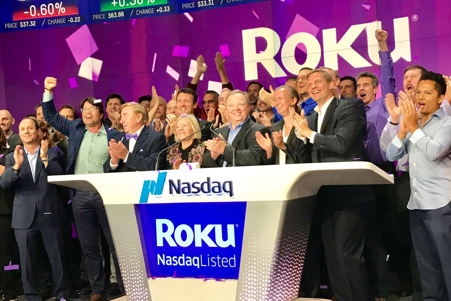 Roku is the best-performing tech stock of 2019, but skeptics see a litany of risks