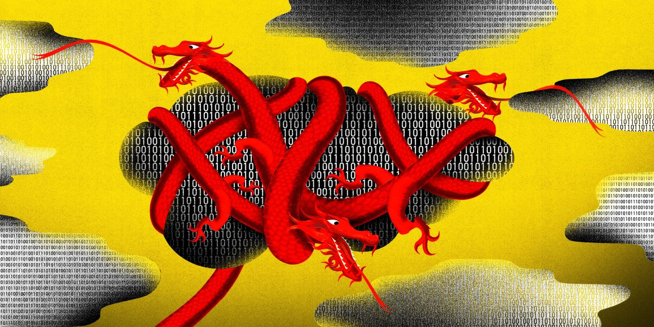 Ghosts in the Clouds: Inside China's Major Corporate Hack