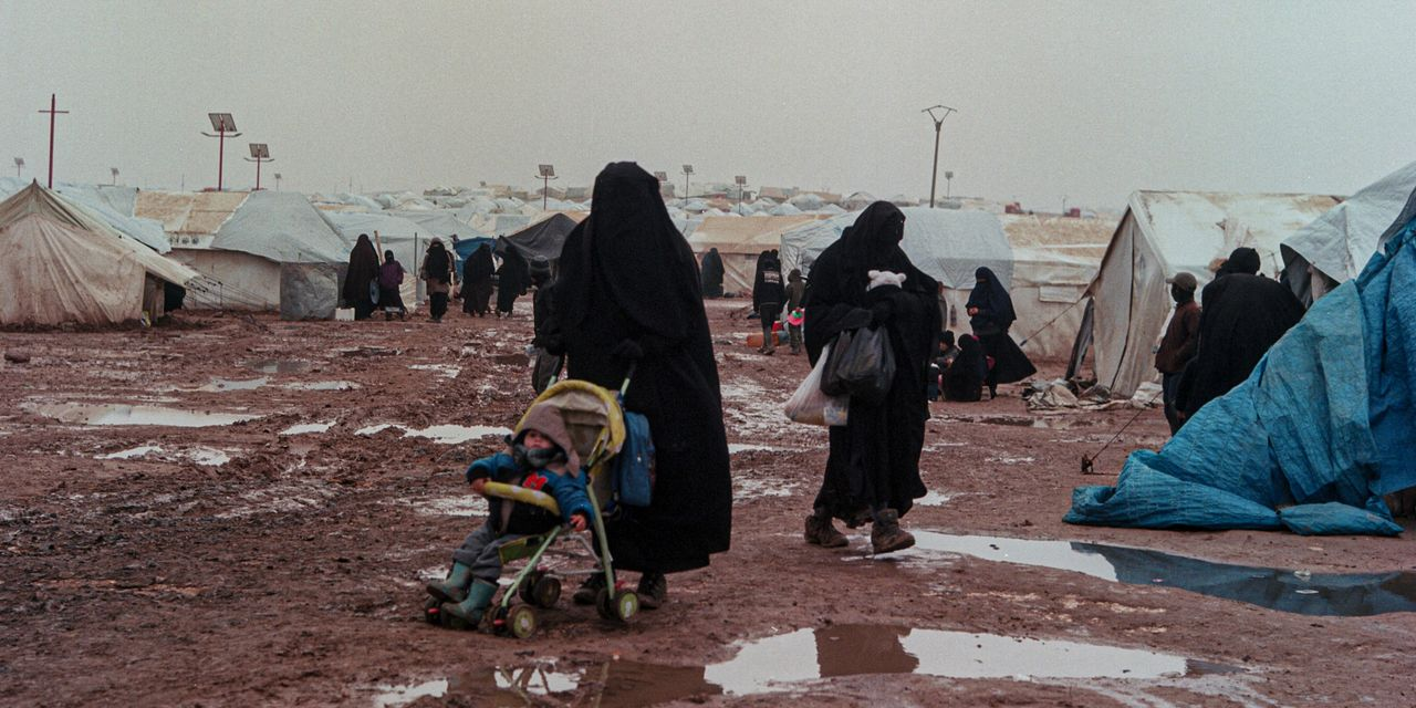 Almost 10,000 Children of Islamic State Live in Perilous Limbo in Syrian Camps