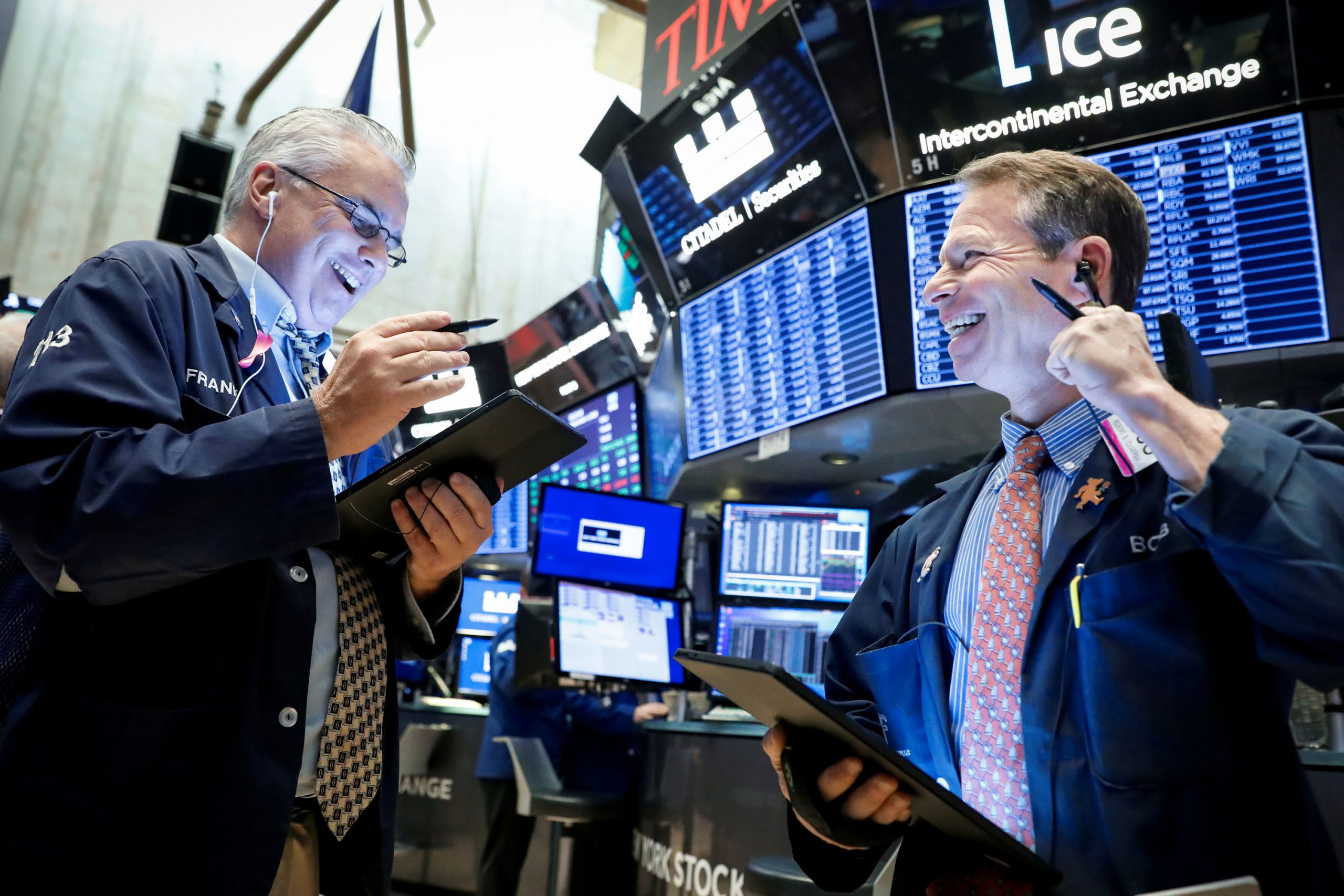 Wall Street likes these Dow stocks the most for 2020
