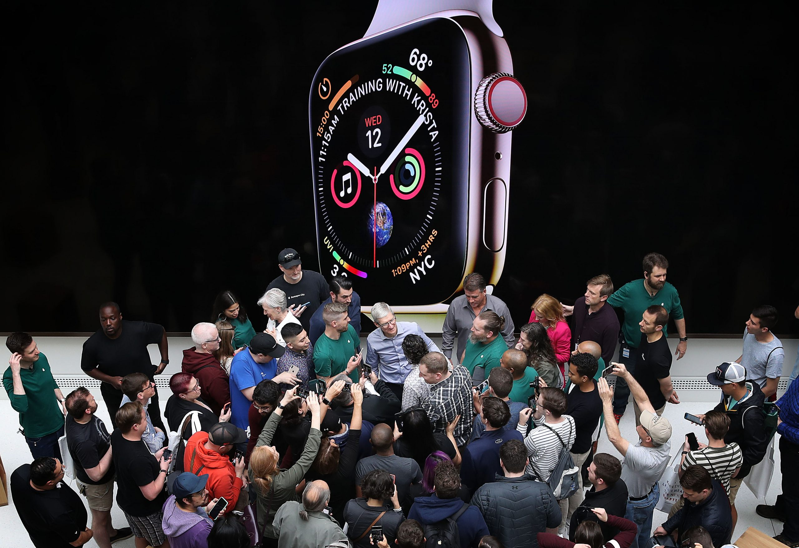 Value is beating growth only because of the way Apple is classified