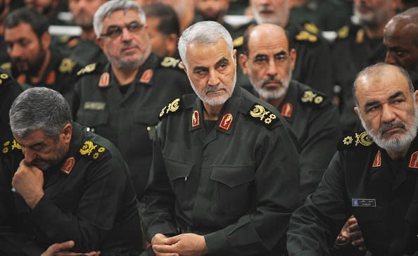 Oil prices surge as US confirms that Iran's top commander was killed in airstrike