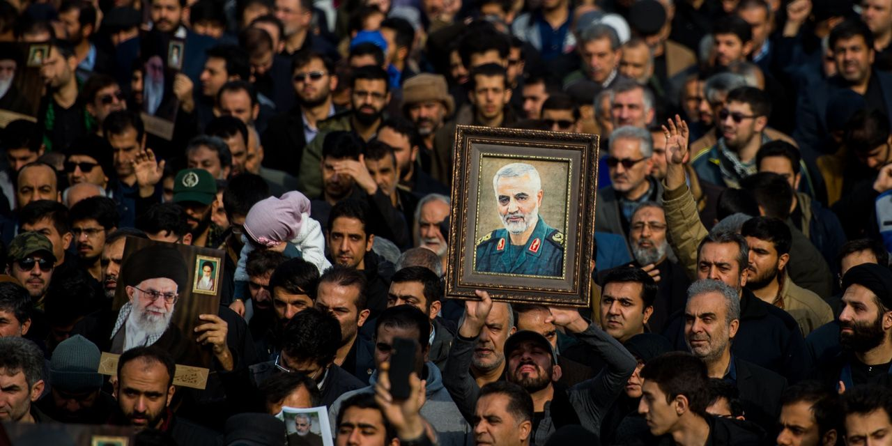 Targeted Killing of Iranian General Puts U.S. at Crossroads in Middle East
