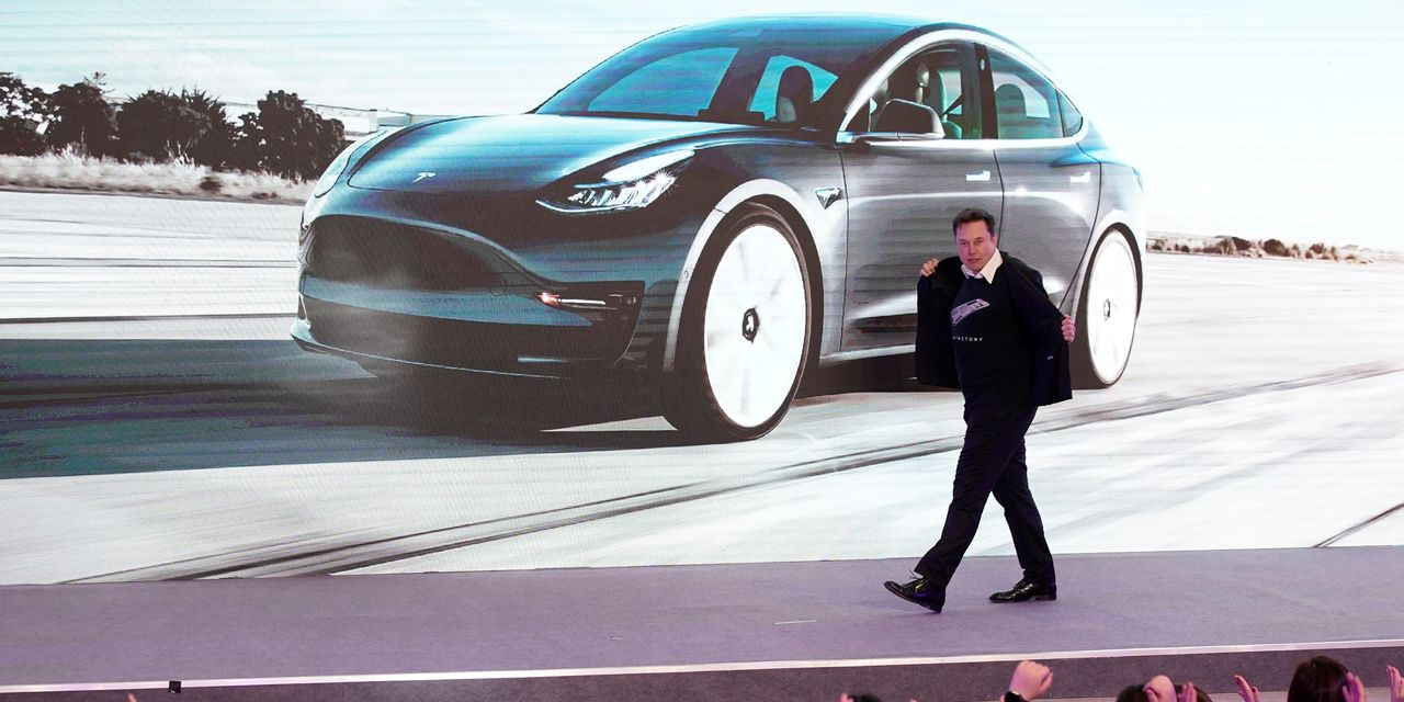 Tesla Set to Expand China Assembly With Compact SUV