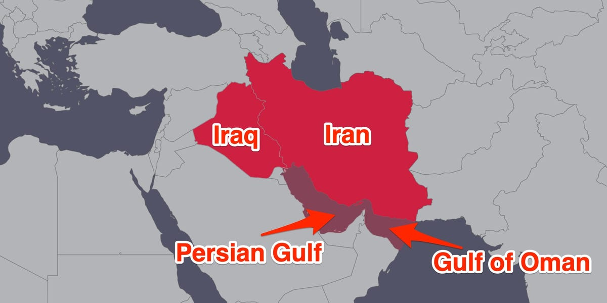 FAA bans US airlines from flying over Iran, Iraq after missile attack