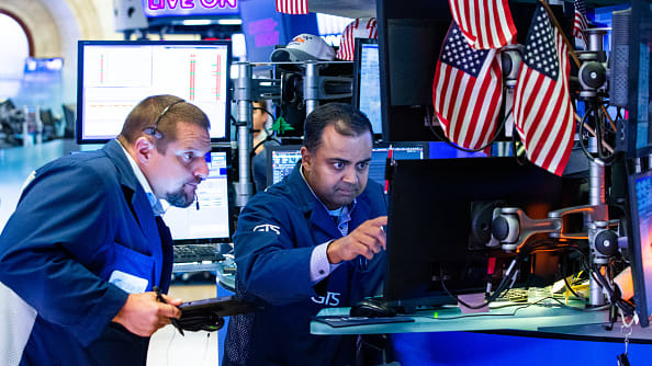 Treasury yields move lower after Iran launches missiles at US forces in Iraq