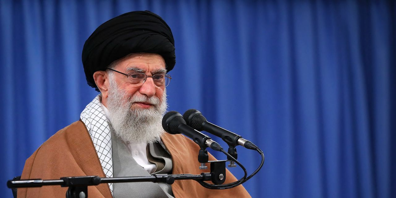 Iran's Supreme Leader Issues More Threats at U.S. After Missile Attack