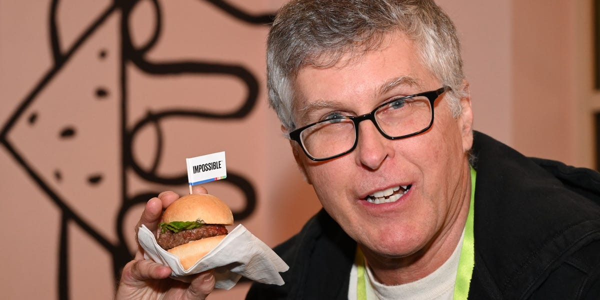 Impossible Foods CEO confirms company not giving up on McDonald's deal