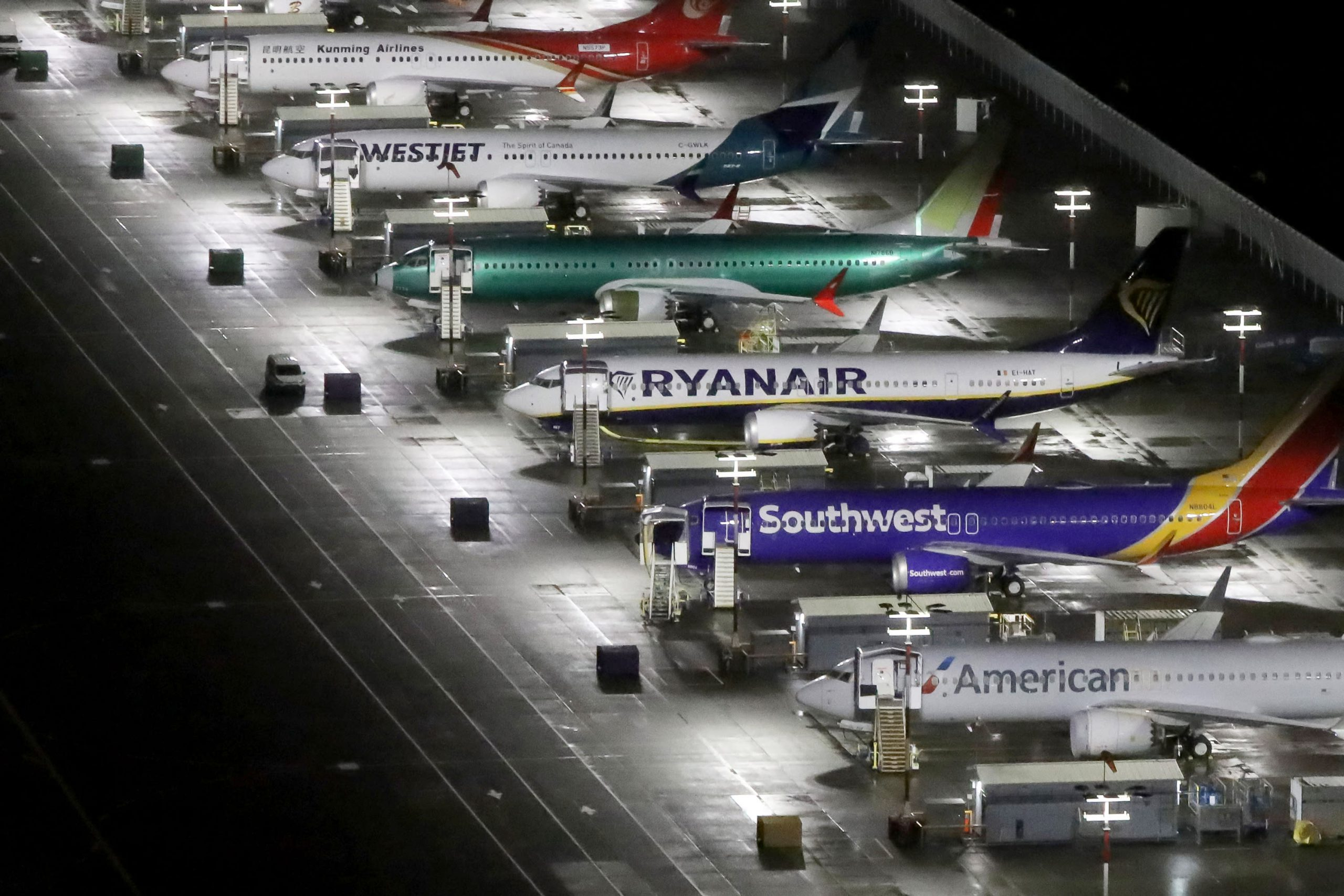 Boeing releases communications on 737 Max simulators it calls 'completely unacceptable'