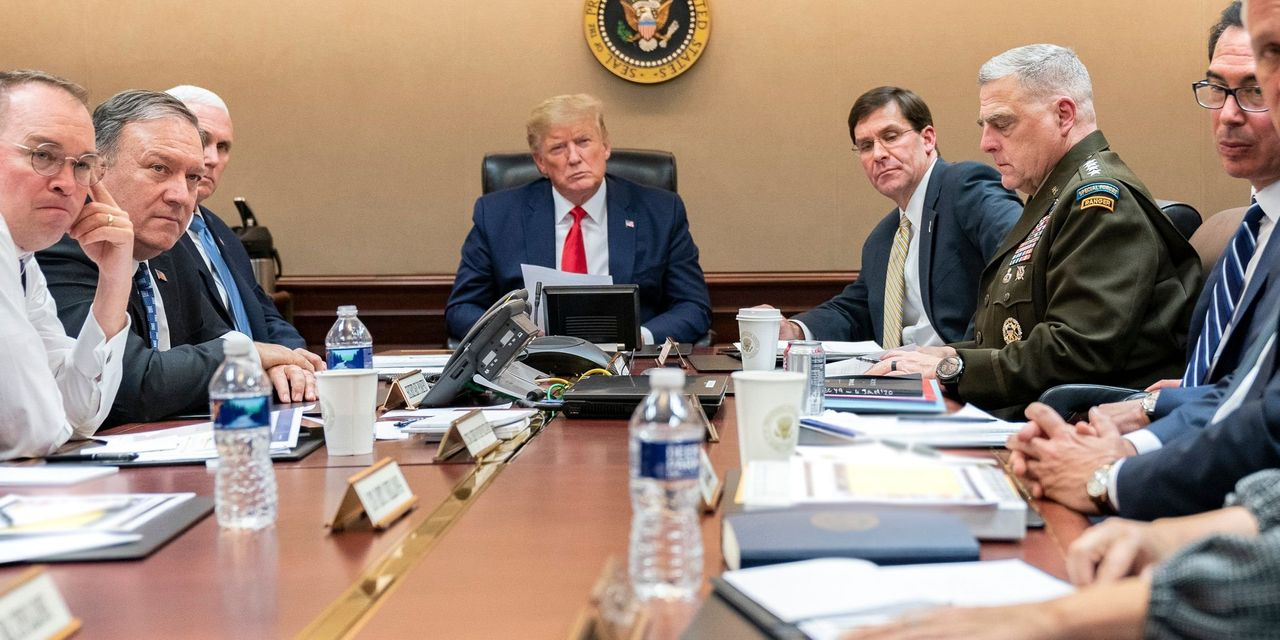 Trump's New National Security Team Made Fast Work of Iran Strike