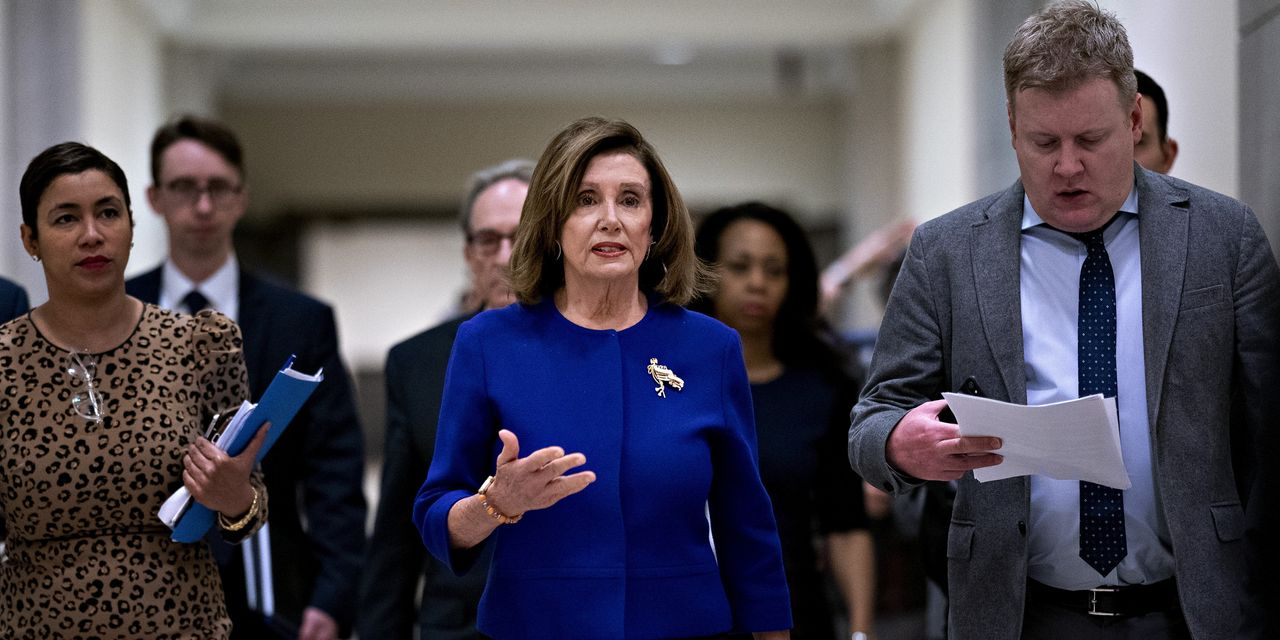 House to Send Articles of Impeachment to Senate Next Week