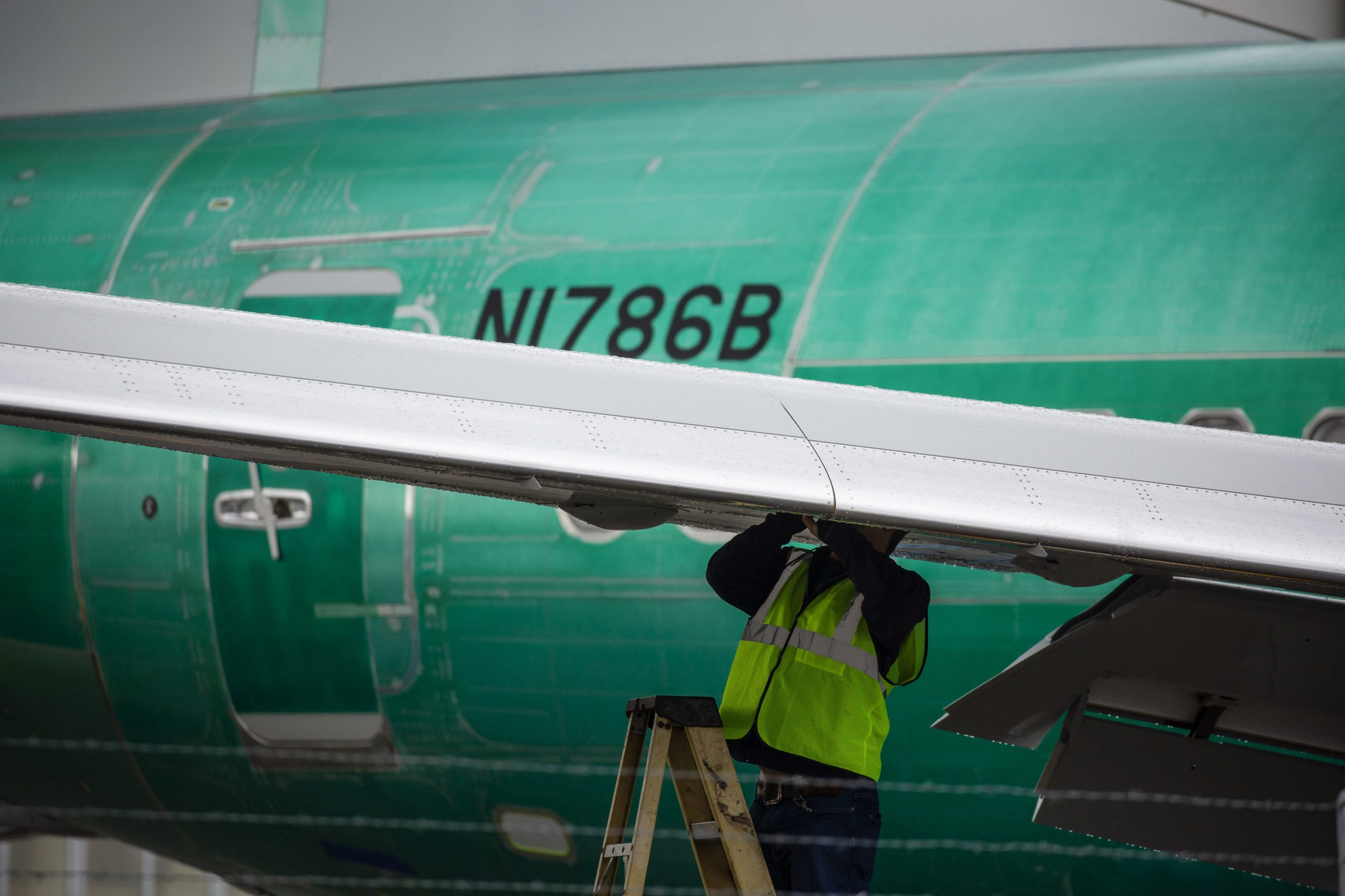 FAA proposes Boeing $5.4 million fine for defective 737 Max parts