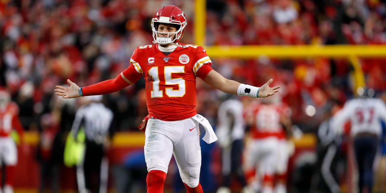 The Houston Texans Were Up Big. Then Patrick Mahomes Happened.