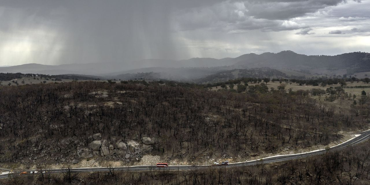 Australia Rain Forecast Brings Hope of Fire Relief—and Threat to Water Supply