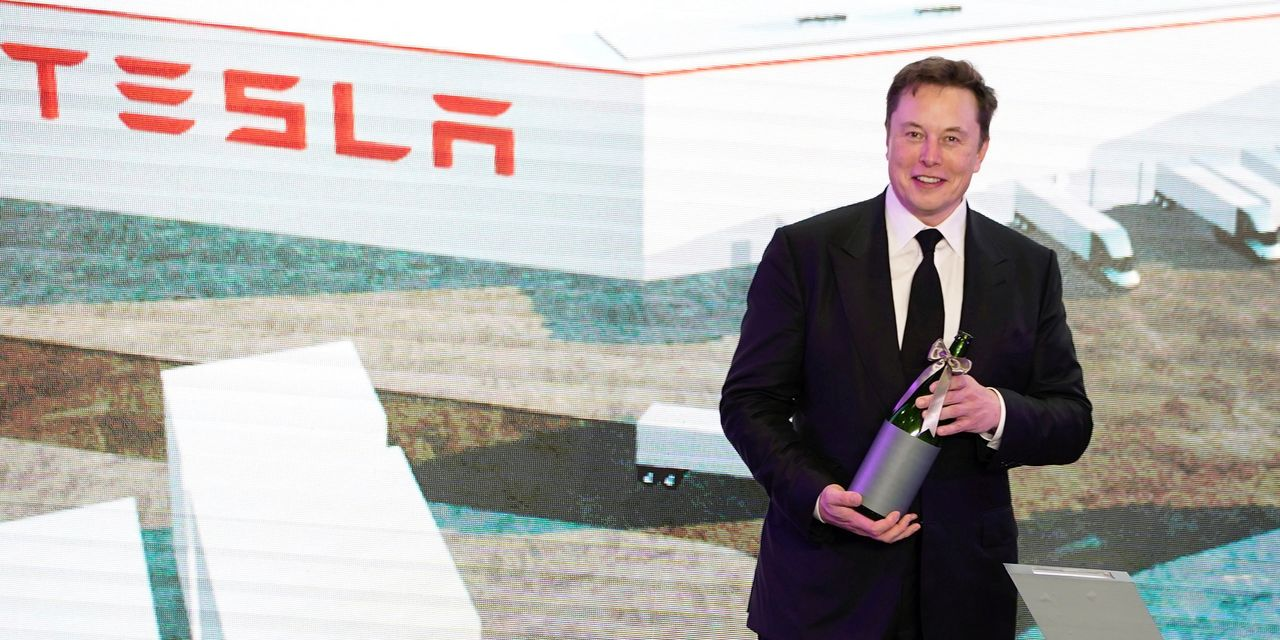 Tesla Boldly Goes Where No Auto Stock Has Gone Before