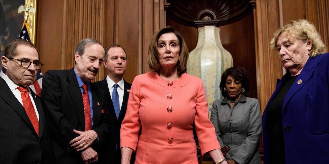 Democrats Outline Case for Removing Trump